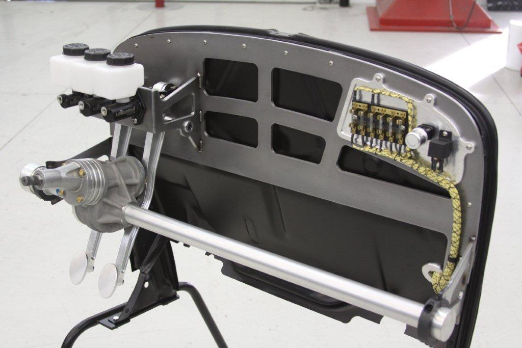 Build A Ford >> CNC Pedal Assembly - $1300 | Pinkees Rod Shop